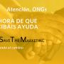 Queridas entidades: los de marketing queremos ayudar